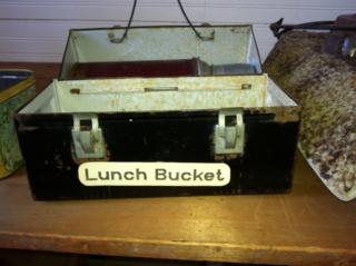 Artifact at Iowa Standard School